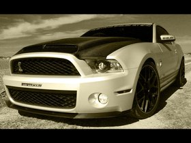 Ver foto 6 de Geiger Ford Mustang Shelby GT650 2011