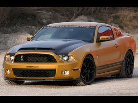 Ver foto 2 de Geiger Ford Mustang Shelby GT650 2011