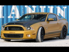 Ver foto 18 de Geiger Ford Mustang Shelby GT650 2011