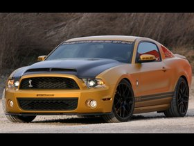 Ver foto 17 de Geiger Ford Mustang Shelby GT650 2011