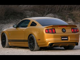 Ver foto 16 de Geiger Ford Mustang Shelby GT650 2011