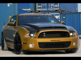 Ver foto 13 de Geiger Ford Mustang Shelby GT650 2011