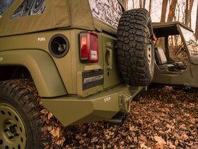 Ver foto 13 de Jeep Wrangler Willys by Geiger 2017