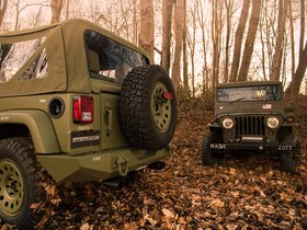 Ver foto 12 de Jeep Wrangler Willys by Geiger 2017