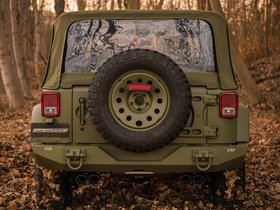 Ver foto 7 de Jeep Wrangler Willys by Geiger 2017