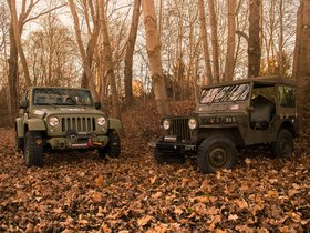 Ver foto 4 de Jeep Wrangler Willys by Geiger 2017
