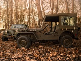 Ver foto 3 de Jeep Wrangler Willys by Geiger 2017