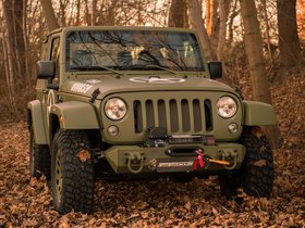 Ver foto 1 de Jeep Wrangler Willys by Geiger 2017