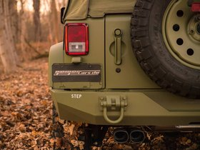 Ver foto 18 de Jeep Wrangler Willys by Geiger 2017