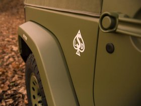 Ver foto 14 de Jeep Wrangler Willys by Geiger 2017