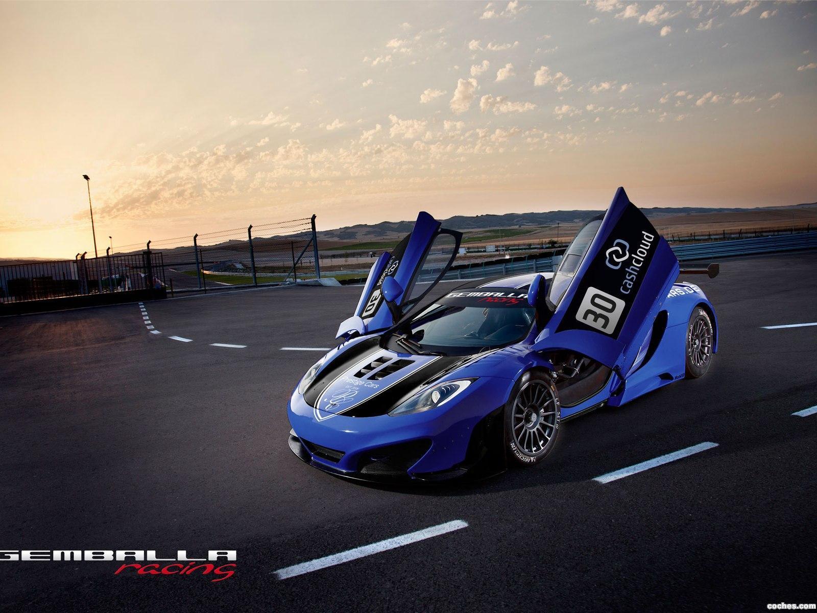 Foto 0 de Gemballa McLaren MP4 12C GT3 2011