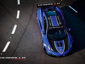 Ver foto 2 de Gemballa McLaren MP4 12C GT3 2011