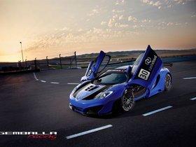 Ver foto 1 de Gemballa McLaren MP4 12C GT3 2011