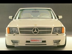 Ver foto 3 de Gemballa Mercedes 500SEC Widebody C126 1985