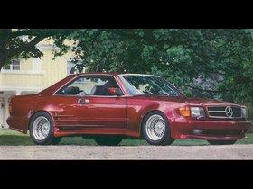 Ver foto 2 de Gemballa Mercedes 500SEC Widebody C126 1985