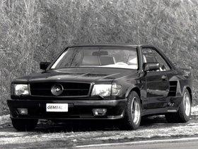 Ver foto 1 de Gemballa Mercedes 500SEC Widebody C126 1985