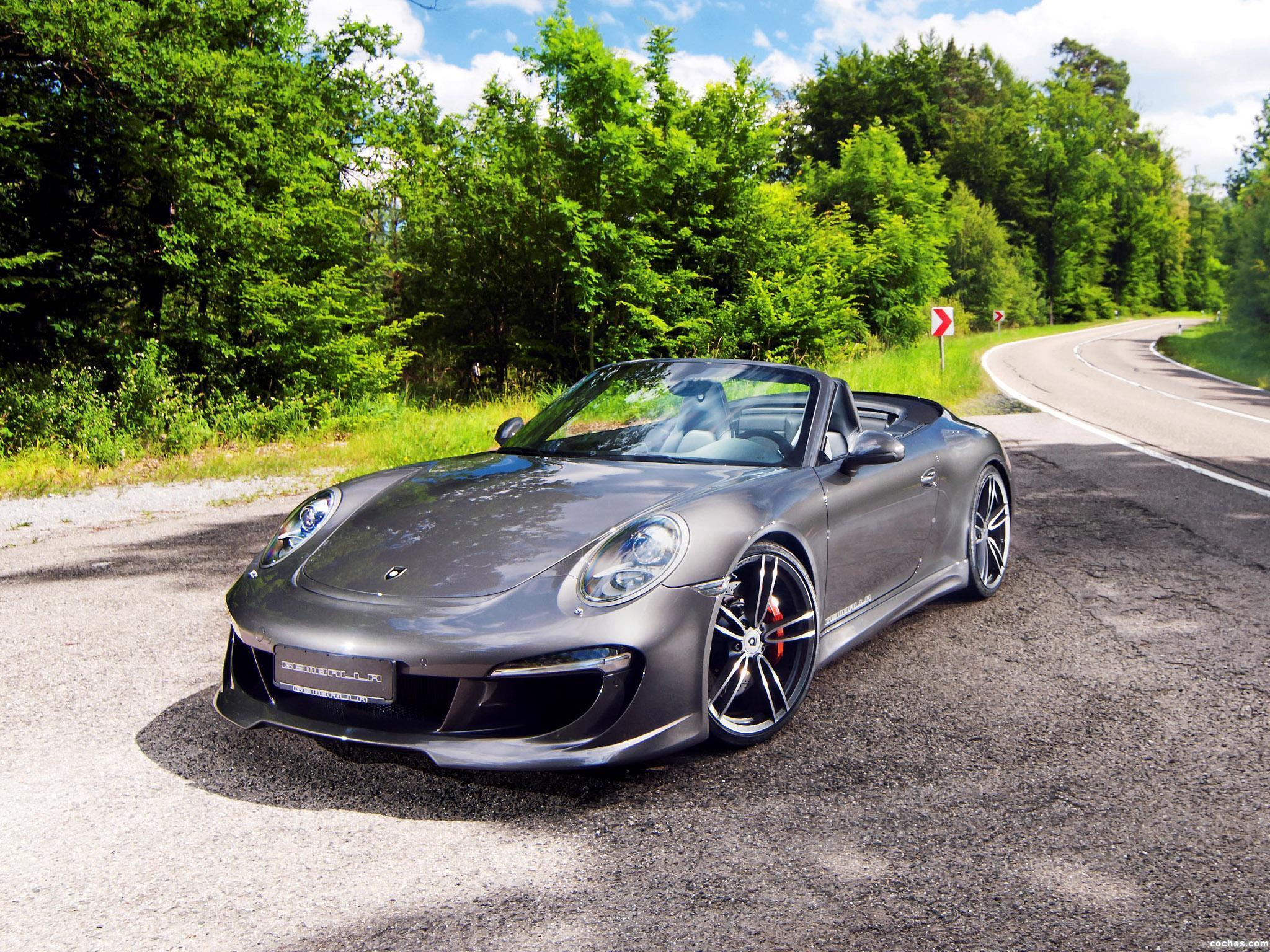 Foto 0 de Porsche Gemballa 911 GT Cabrio 991 2012