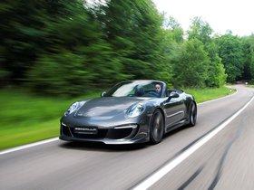 Ver foto 6 de Porsche Gemballa 911 GT Cabrio 991 2012