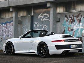 Ver foto 3 de Porsche Gemballa 911 GT Cabrio 991 2013