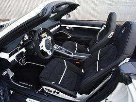 Ver foto 10 de Porsche Gemballa 911 GT Cabrio 991 2013