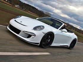 Ver foto 6 de Porsche Gemballa 911 GT Cabrio 991 2013