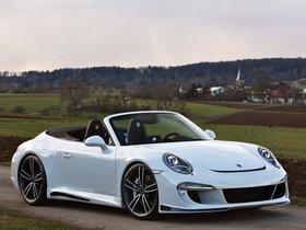 Ver foto 4 de Porsche Gemballa 911 GT Cabrio 991 2013