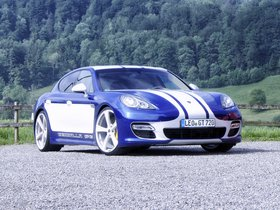 Ver foto 2 de Gemballa Porsche Panamera GTP 720 2015