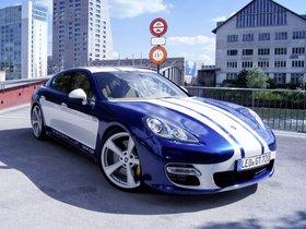 Ver foto 1 de Gemballa Porsche Panamera GTP 720 2015