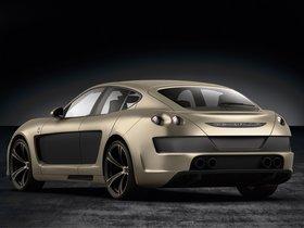 Ver foto 3 de Gemballa Porsche Panamera Mistrale 2011