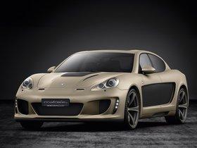 Fotos de Gemballa Porsche Panamera Mistrale 2011