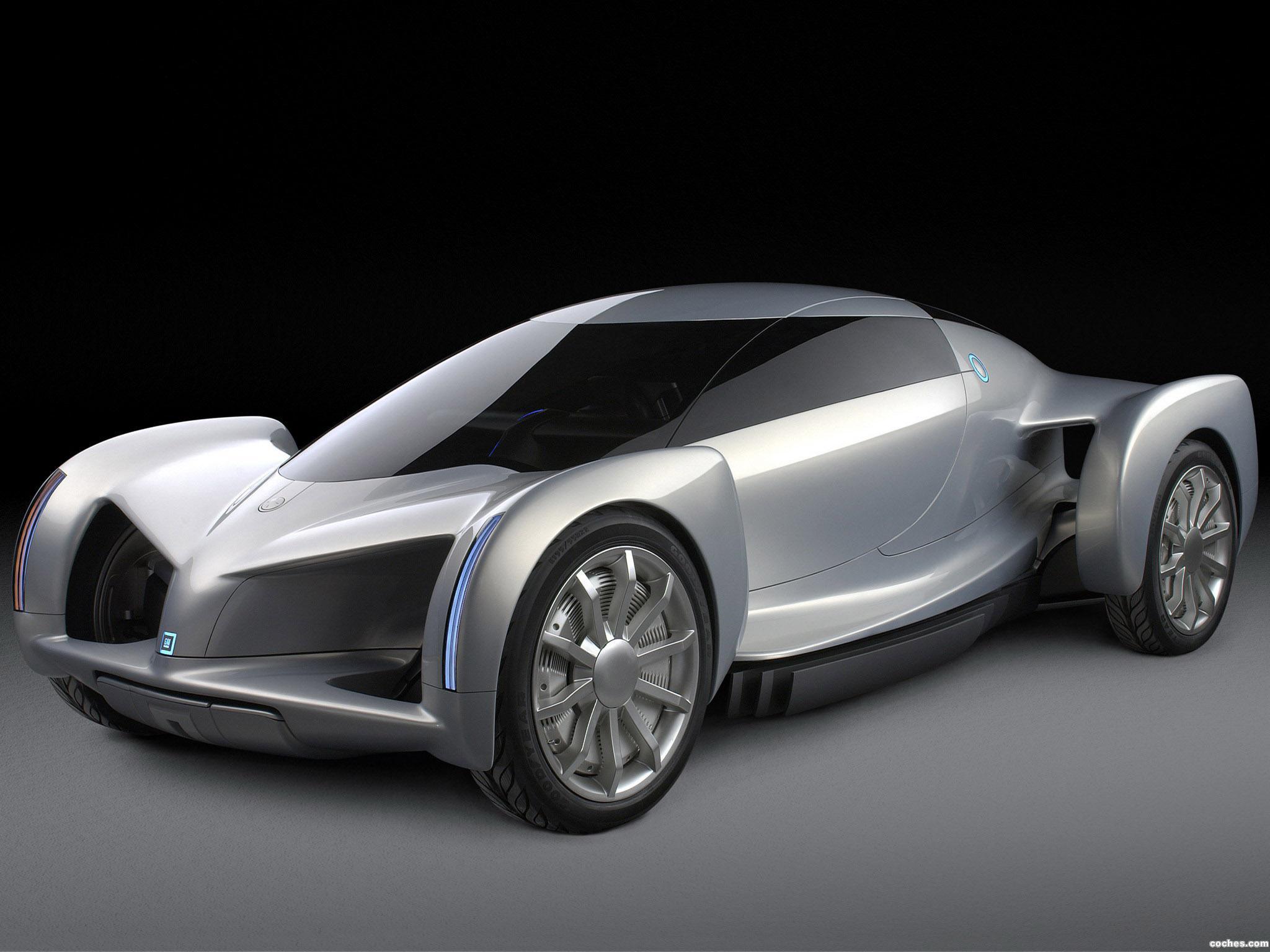 Foto 0 de GM Autonomy Concept 2002