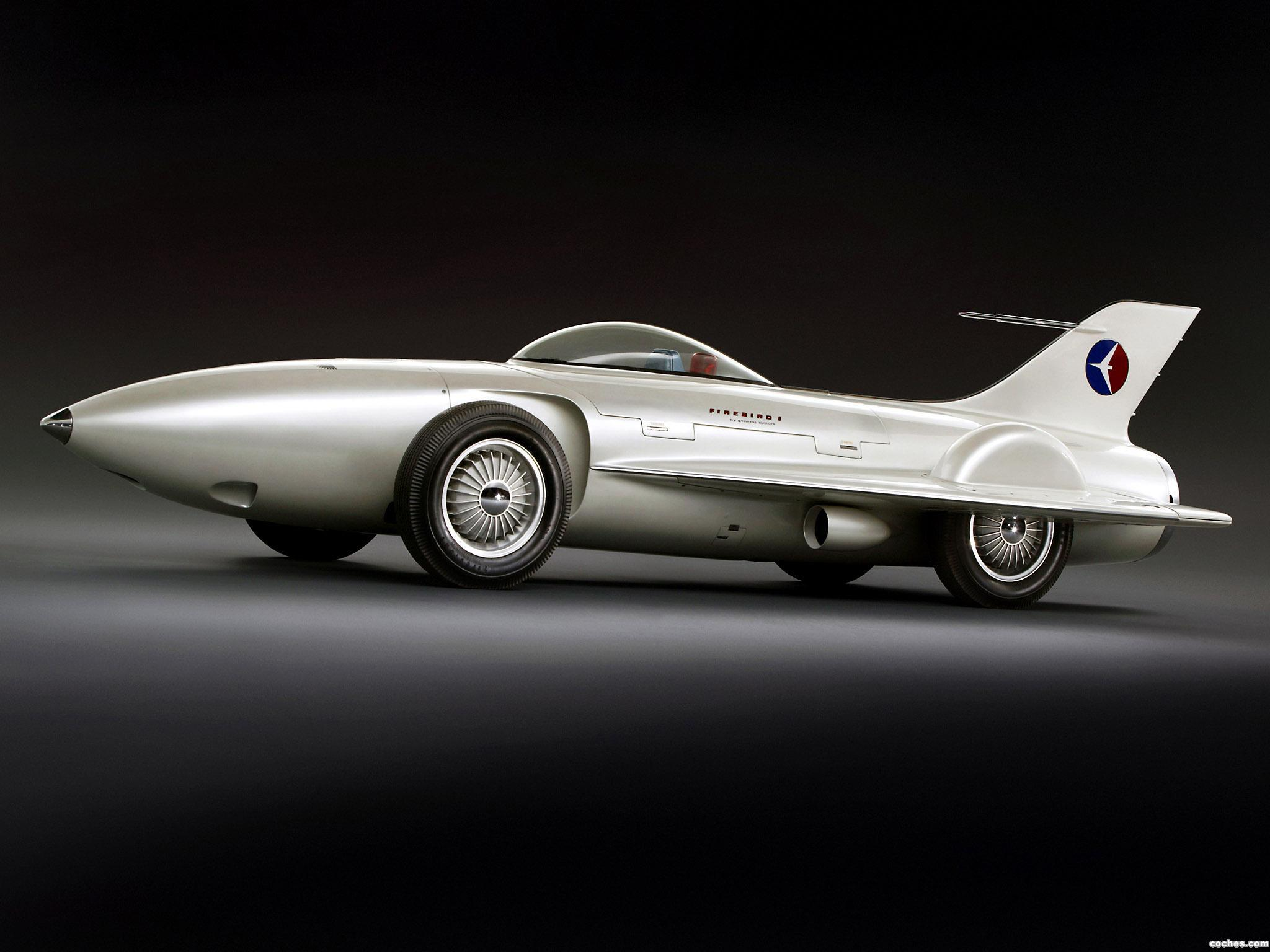 Foto 0 de GM Firebird I Concept Car 1953