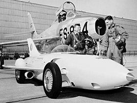 Ver foto 2 de GM Firebird I Concept Car 1953