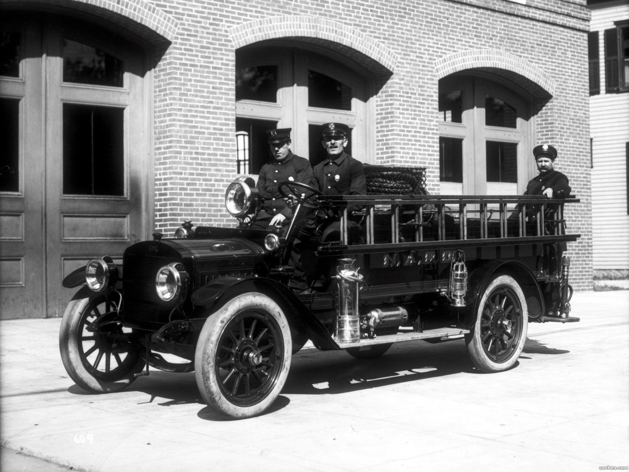 Foto 0 de GMC 16A Firetruck 1917