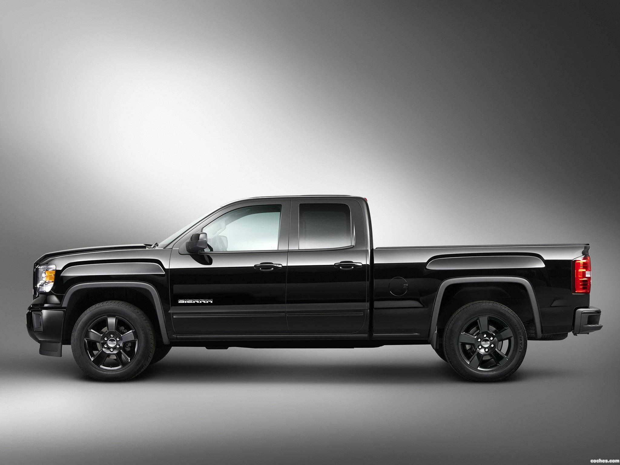 Foto 2 de GMC Sierra 1500 Double Cab Elevation Edition  2014