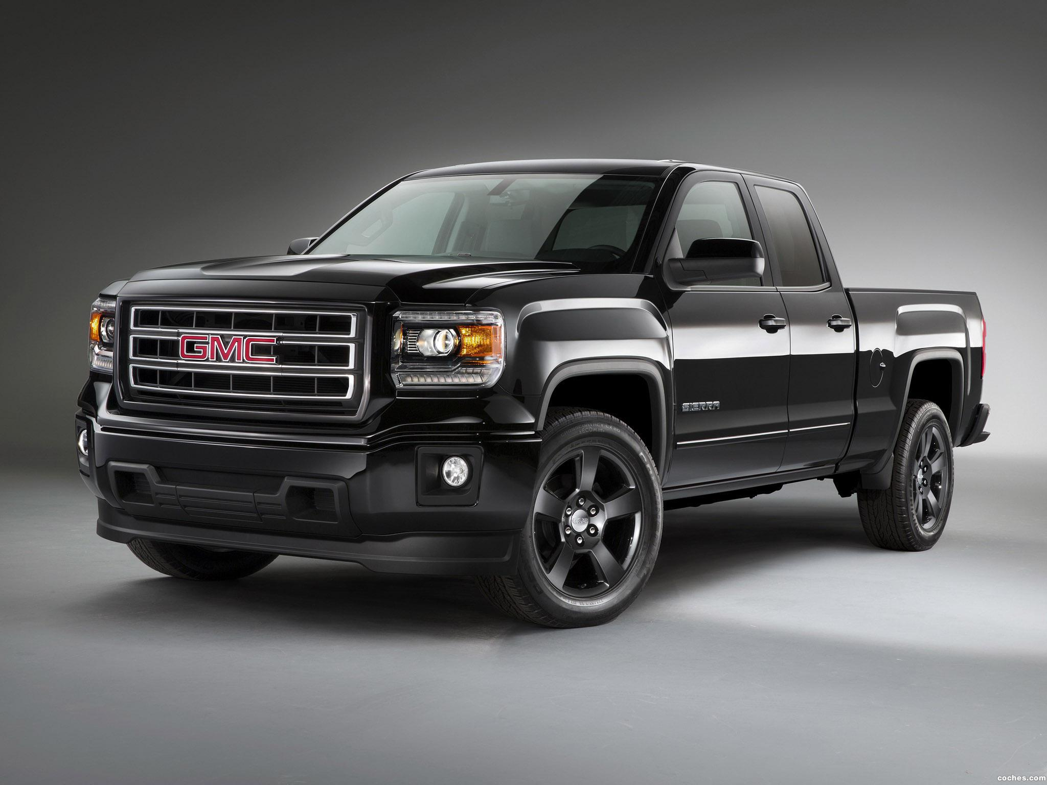 Foto 0 de GMC Sierra 1500 Double Cab Elevation Edition  2014