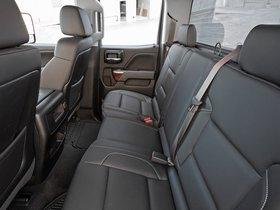 Ver foto 12 de GMC Sierra 2500 Hd SLT Double Cab 2014