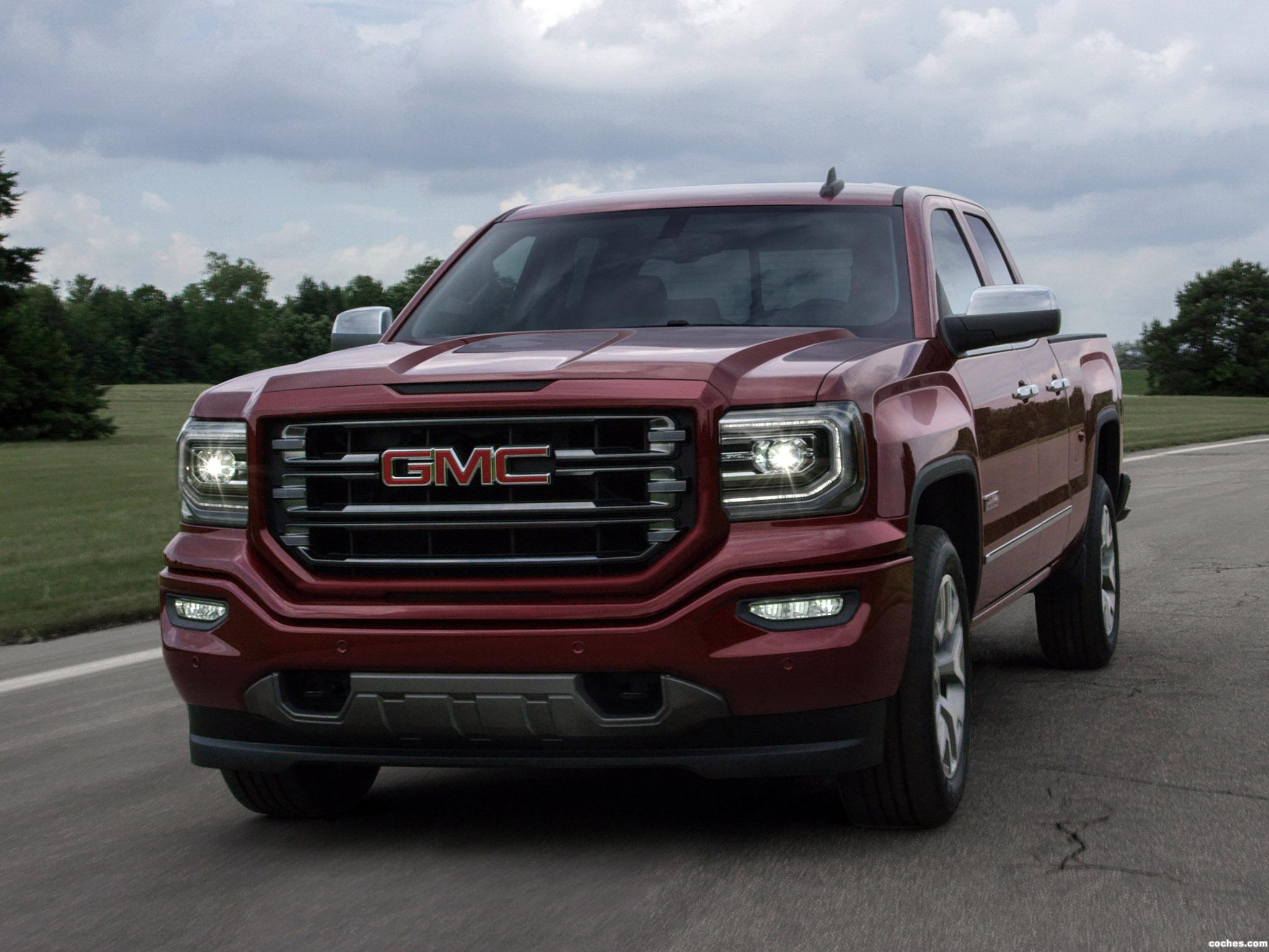 Foto 0 de GMC Sierra All Terrain 1500 Double Cab 2015