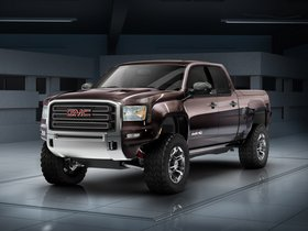 Fotos de GMC Sierra All Terrain HD Concept 2010