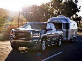 Ver foto 14 de GMC Sierra SLT Crew Cab 2013
