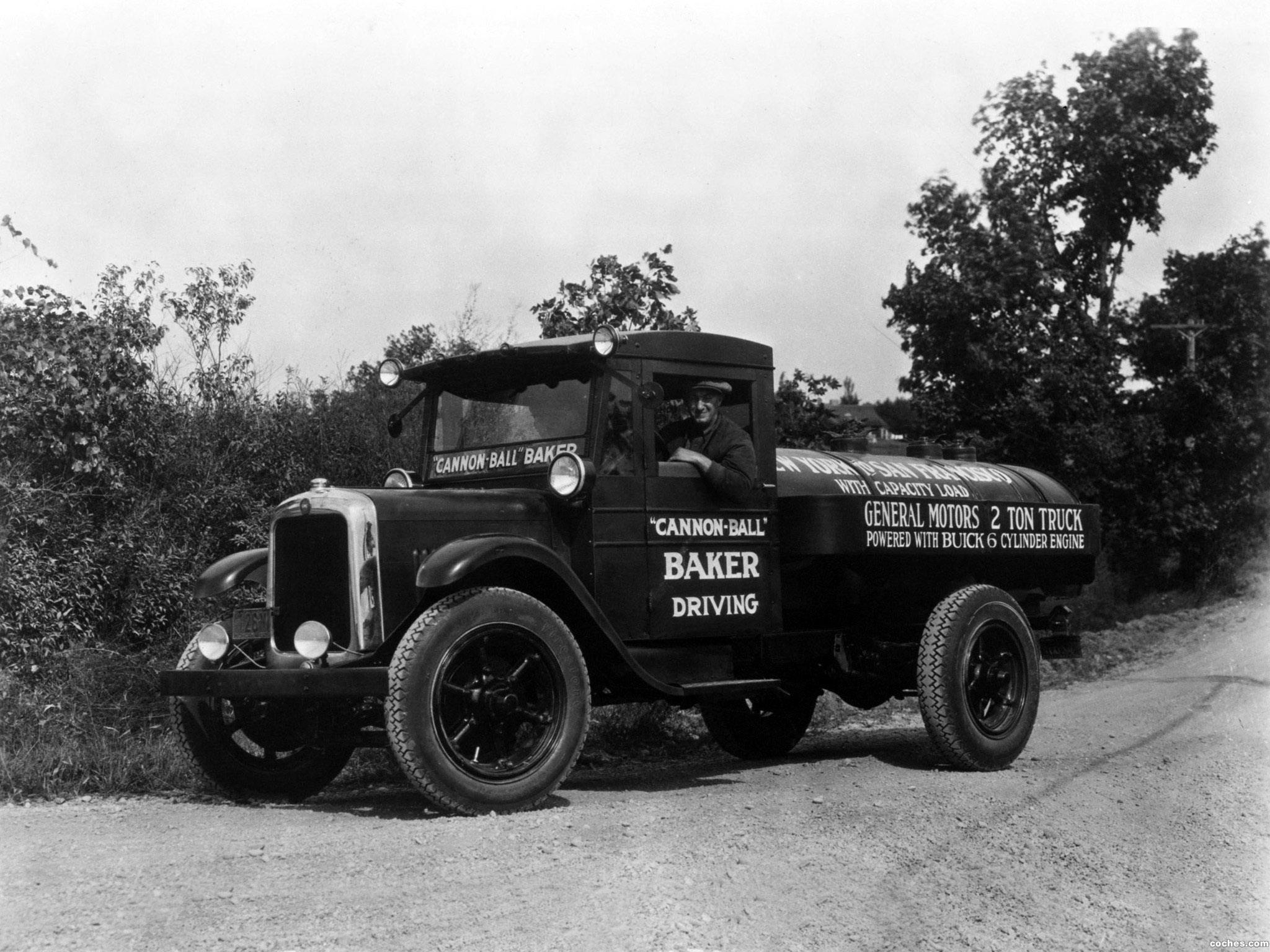 Foto 0 de GMC T 40 1927