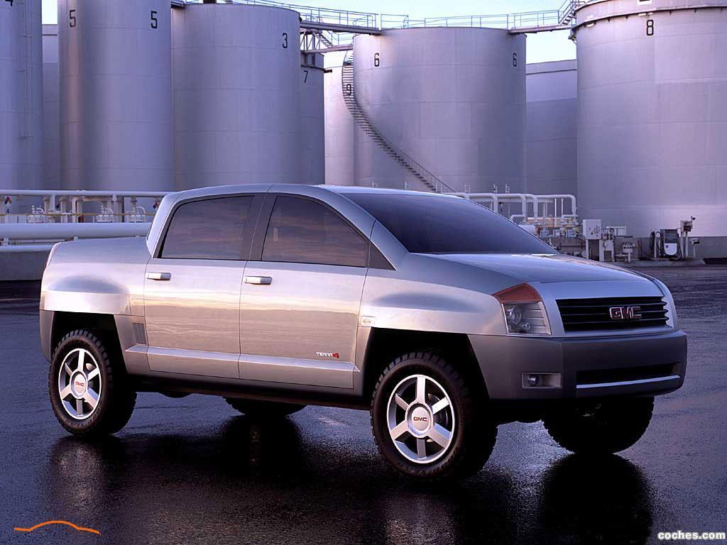 Foto 0 de GMC Terra4 Concept 2002