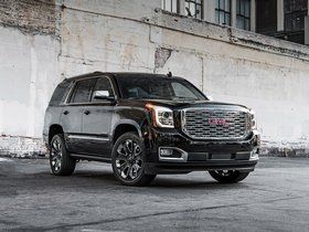 Ver foto 5 de GMC Yukon Denali Ultimate Black 2017