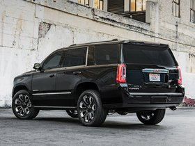 Ver foto 4 de GMC Yukon Denali Ultimate Black 2017