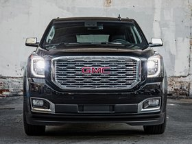 Ver foto 3 de GMC Yukon Denali Ultimate Black 2017