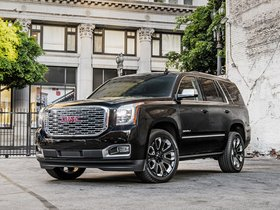 Ver foto 2 de GMC Yukon Denali Ultimate Black 2017