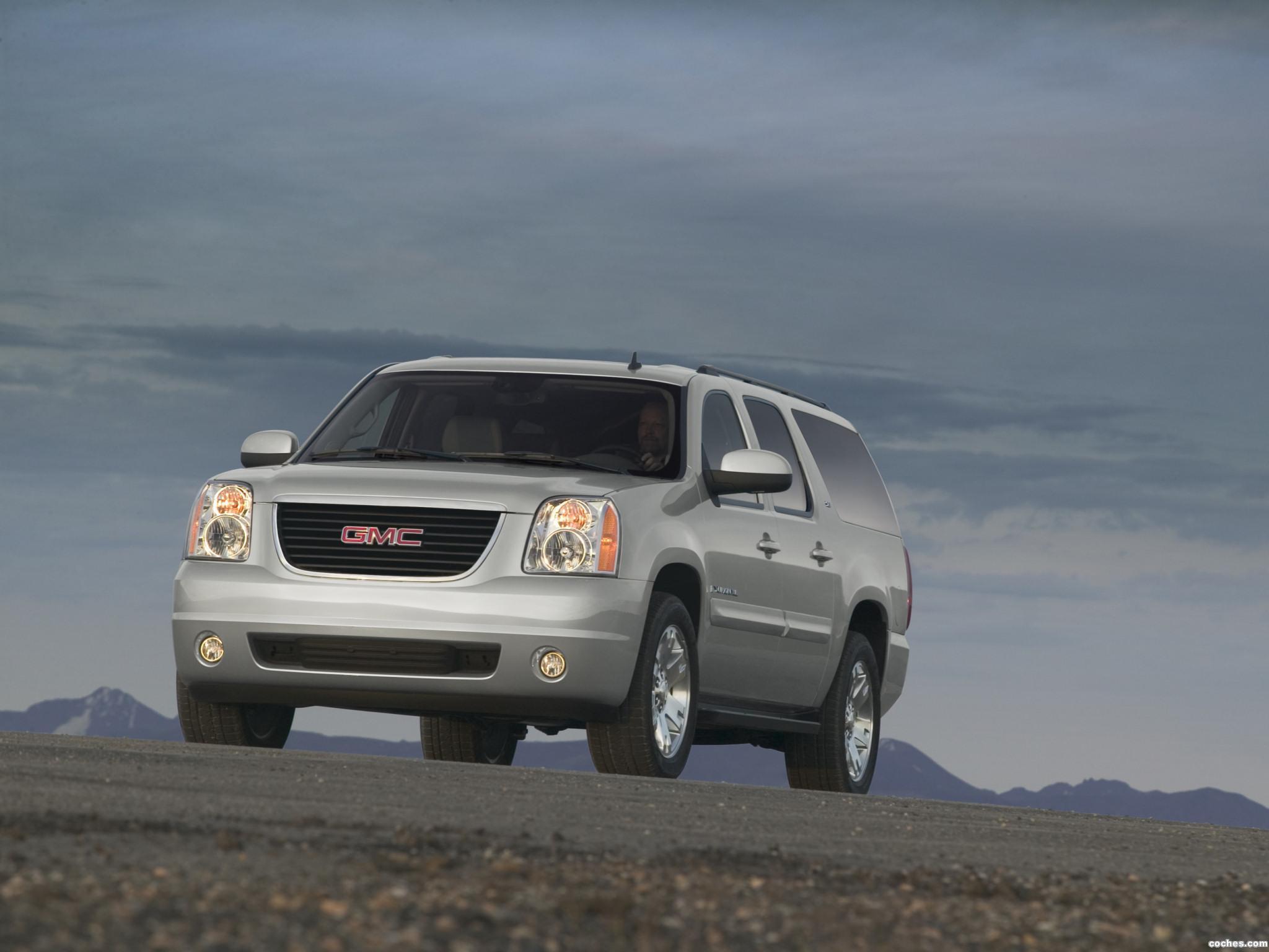 Foto 2 de GMC Yukon XL 2007