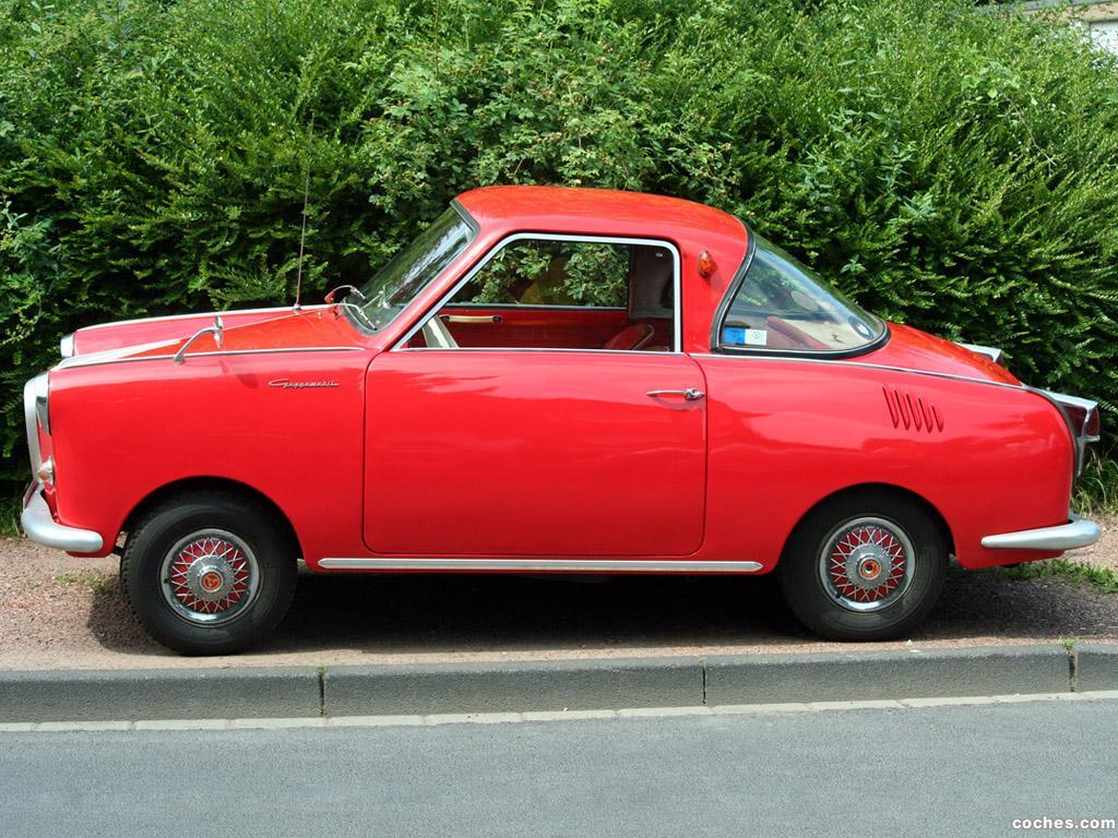 Foto 0 de Goggomobil TS-250 Coupe 1957