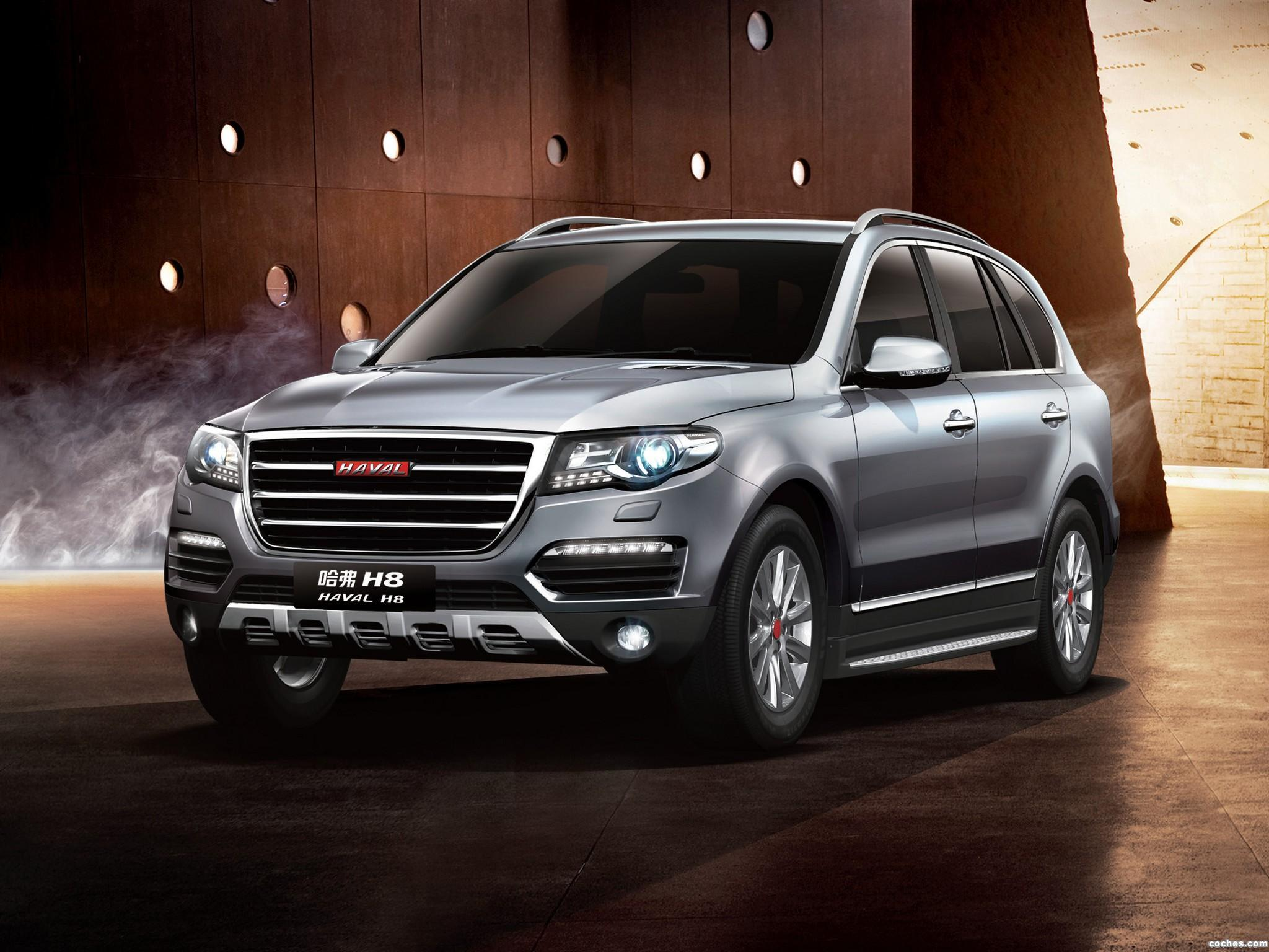 Foto 0 de Great Wall Haval H8 2013