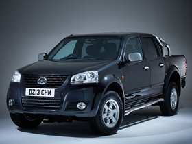 Fotos de Great Wall Steed Chrome Special Edition UK 2013